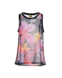 Shop ★ Art - Purple Vest - Lyst
