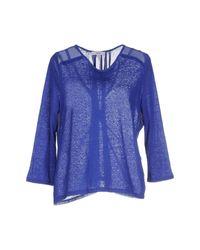 Suncoo | Blue Sweater | Lyst