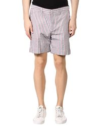 Band of Outsiders | White Shorts for Men | Lyst