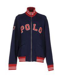 Polo Ralph Lauren | Blue Sweatshirt | Lyst