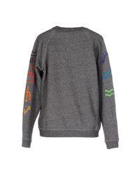 KENZO - Gray Sweatshirt - Lyst