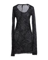 High - Black T-shirt - Lyst