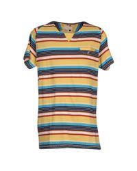 Humor | Yellow T-shirt for Men | Lyst