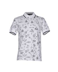 Markus Lupfer | White Polo Shirt for Men | Lyst