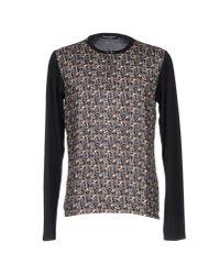 Dolce & Gabbana - Black T-shirt for Men - Lyst