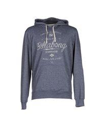 Billabong | Blue Sweatshirt for Men | Lyst