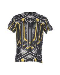 John Richmond   Gray T-shirt for Men   Lyst