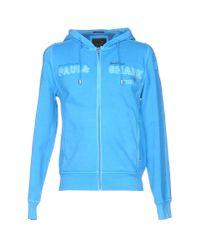 Paul & Shark - Blue Sweatshirt for Men - Lyst