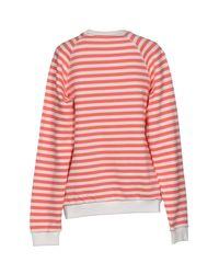 Peter Jensen - Pink Sweatshirt - Lyst
