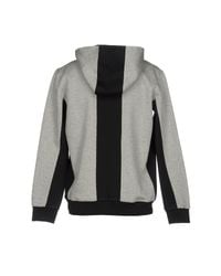 Diesel Black Gold - Gray Sweatshirt - Lyst