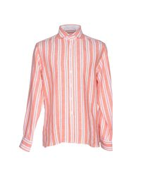 Mirto | Pink Shirt for Men | Lyst