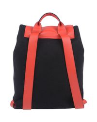 J.W. Anderson - Red Backpacks & Fanny Packs - Lyst