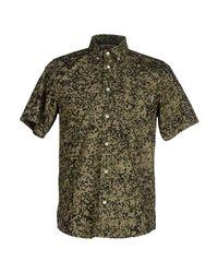 Carhartt - Green Shirt for Men - Lyst