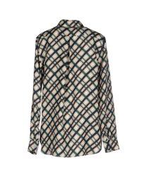 Glanshirt - Natural Shirt - Lyst