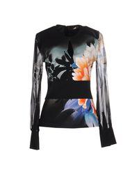 Roberto Cavalli - Black T-shirt - Lyst