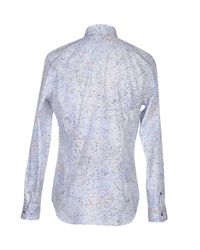 PS by Paul Smith - Gray Shirt for Men - Lyst
