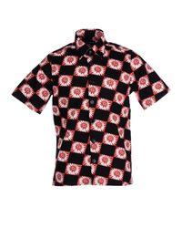 Raf Simons - Black Shirt for Men - Lyst