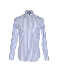 Bagutta - White Shirt for Men - Lyst