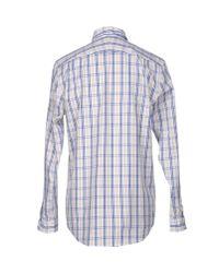 Lacoste - White Shirt for Men - Lyst