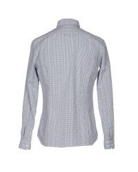 Tintoria Mattei 954 - White Shirt for Men - Lyst