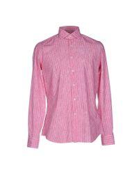 Alea - Purple Shirt for Men - Lyst