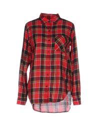 Denim & Supply Ralph Lauren | Red Shirt | Lyst