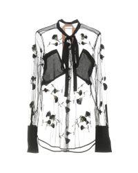 N°21 - Black Shirt - Lyst