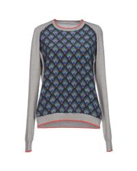 Emma Cook - Green Sweater - Lyst