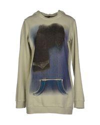 Manila Grace - Green Sweater - Lyst