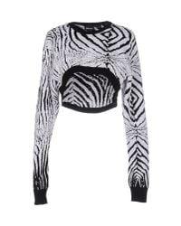 Just Cavalli | Black Sweater | Lyst