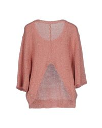 Free People Pink Sweater