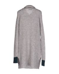 Alysi - Gray Turtleneck - Lyst