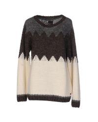 Napapijri | Black Sweater | Lyst