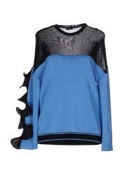 Emanuel Ungaro | Blue Sweater | Lyst