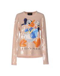Philipp Plein | Pink Sweater | Lyst