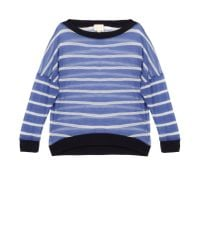 Boy by Band of Outsiders | Blue Sweater | Lyst