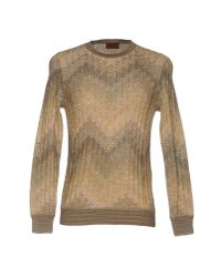 Missoni - Natural Sweater for Men - Lyst