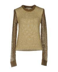 MICHAEL Michael Kors | Natural Sweater | Lyst