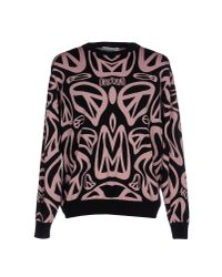 Moschino | Pink Sweater for Men | Lyst