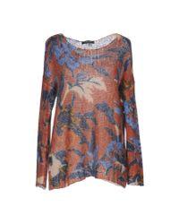 Twin Set - Multicolor Sweater - Lyst