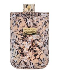 Philipp Plein - Pink Covers & Cases - Lyst
