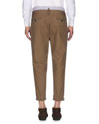 DSquared² - Multicolor Casual Pants for Men - Lyst