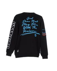 KTZ - Black Sweatshirt for Men - Lyst