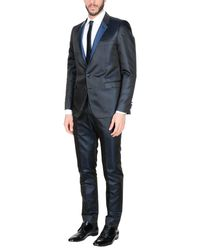 Emanuel Ungaro Black Suit for men