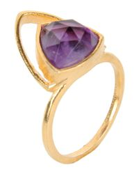 First People First - Purple Ring - Lyst