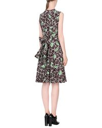 Valentino Multicolor Knee-length Dress