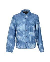 Kilt Heritage | Blue Jacket for Men | Lyst
