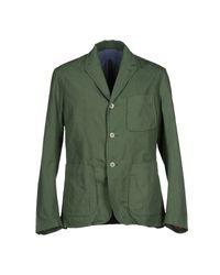 Monitaly | Green Blazer for Men | Lyst