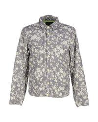 Kilt Heritage | Gray Jacket for Men | Lyst