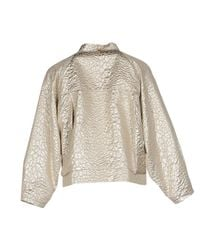 Liis Japan - Metallic Jacket - Lyst
